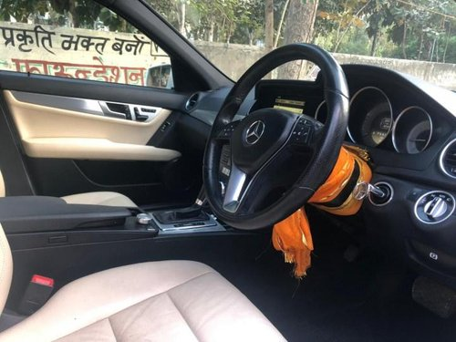 2012 Mercedes-Benz C-Class 220 CDI AT for sale in New Delhi