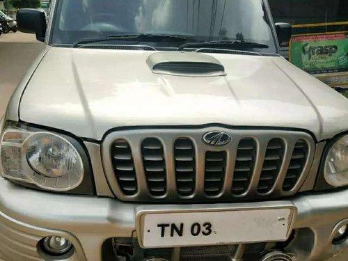 Used 2008 Mahindra Scorpio SLX MT for sale in Tiruchirappalli