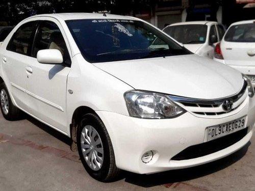2012 Toyota Platinum Etios MT for sale in New Delhi