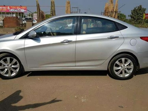 Used 2011 Hyundai Verna 1.6 CRDi S AT for sale in Nashik