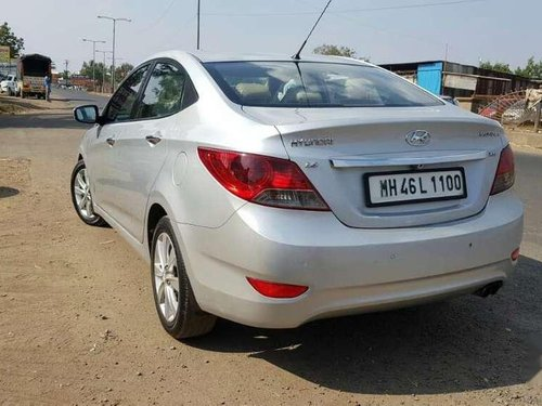 Used 2011 Hyundai Verna 1.6 CRDi S AT for sale in Nashik -3