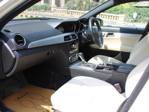 2012 Mercedes Benz C-Class C 250 CDI Avantgarde AT for sale at low price in Mumbai-0