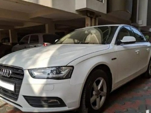 Audi A4 2.0 TDI AT 2014 for sale in Coimbatore