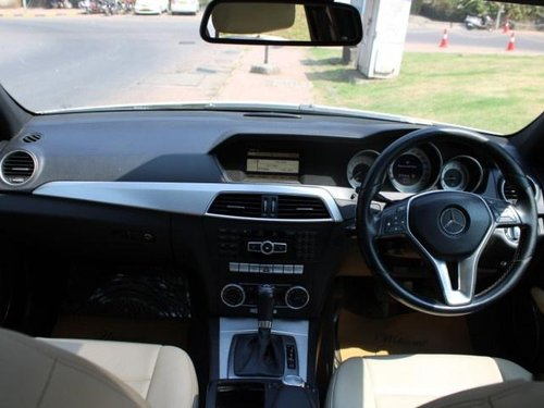 2012 Mercedes Benz C-Class C 250 CDI Avantgarde AT for sale at low price in Mumbai-5