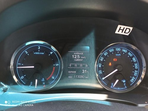 2014 Toyota Corolla Altis Diesel D4DG MT for sale at low price in Hyderabad