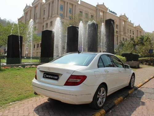 2012 Mercedes Benz C-Class C 250 CDI Avantgarde AT for sale at low price in Mumbai-9