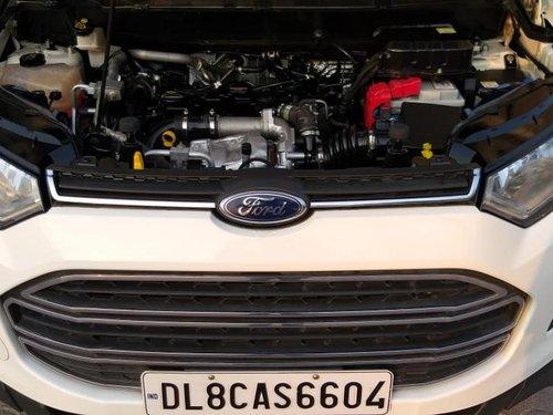 2017 Ford EcoSport Titanium Diesel MT for sale in New Delhi