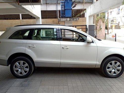 Audi Q7 3.0 TDI Quattro Premium Plus AT for sale in Hyderabad