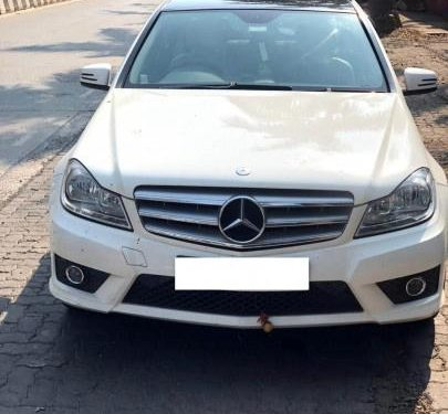 Used Mercedes Benz C-Class C 220 CDI Elegance AT 2014 in Mumbai