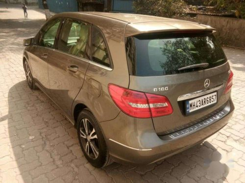 Used Mercedes Benz B Class Diesel 2014 AT for sale in Mumbai