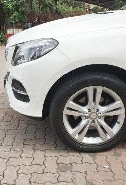 Mercedes Benz GLE AT 2015 in Mumbai