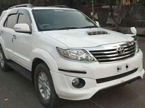 Used 2012 Fortuner 4x2 Manual  for sale in Palghar