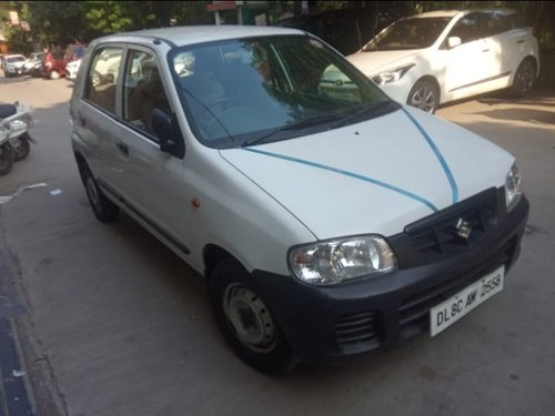 2012 Maruti Suzuki Alto Petrol MT for sale in New Delhi