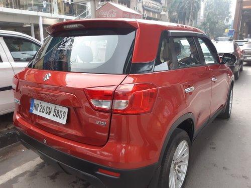 2016 Maruti Vitara Brezza VDI Diesel MT for sale in Gurgaon