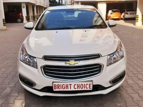 Chevrolet Cruze LTZ AT 2016 for sale in Chennai