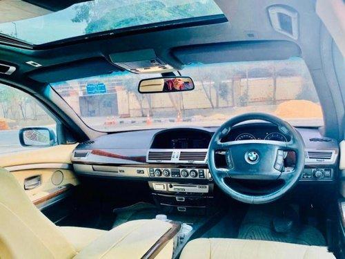 Used BMW 7 Series 740Li AT 2008 in New Delhi