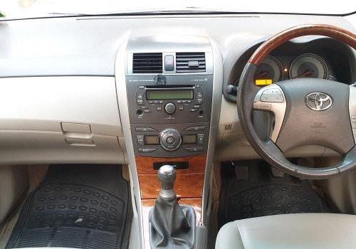 Used Toyota Corolla Altis G 2010 MT for sale in Bangalore