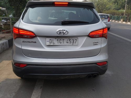 2015 Hyundai Santa Fe 4x4 Diesel MT for sale in New Delhi