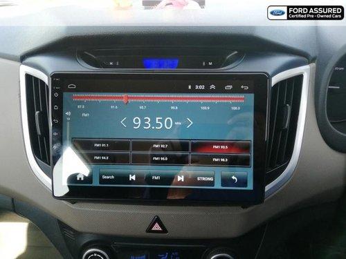 Used Hyundai Creta 1.6 SX Dual Tone Diesel 2015 MT in Aurangabad