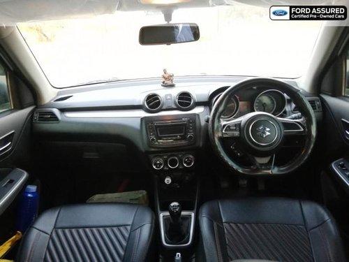 Used Maruti Suzuki Swift ZXI 2018 MT in Aurangabad