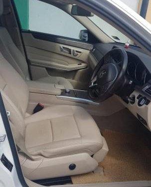 2014 Mercedes-Benz E-Class E250 CDI Launch Edition AT in Coimbatore