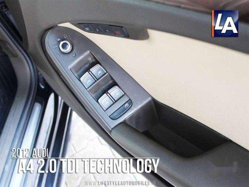 Used 2012 A4 2.0 TDI  for sale in Kolkata