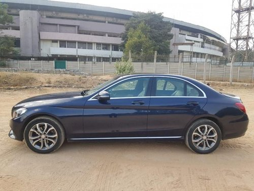 Used Mercedes Benz C-Class C 220 CDI Avantgarde 2015 AT in Bangalore