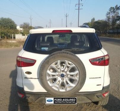 Ford EcoSport 1.5 DV5 Titanium 2013 MT for sale in Aurangabad