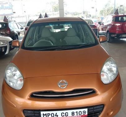2011 Nissan Micra Diesel XV MT for sale in Bhopal