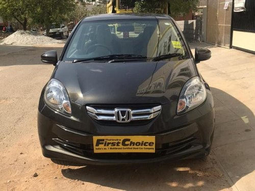 Honda Amaze S i-Dtech 2015 MT for sale in Bangalore