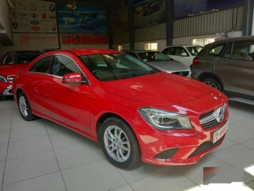 Used 2015 Mercedes Benz 200 AT in Bangalore