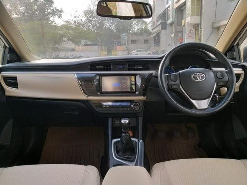 2015 Toyota Corolla Altis D-4D GL MT for sale in Indore