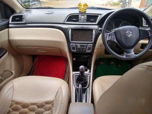 Used 2015 Maruti Suzuki Ciaz MT for sale in Dindigul