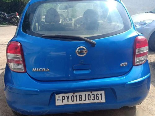 Used 2011 Micra Diesel  for sale in Pondicherry