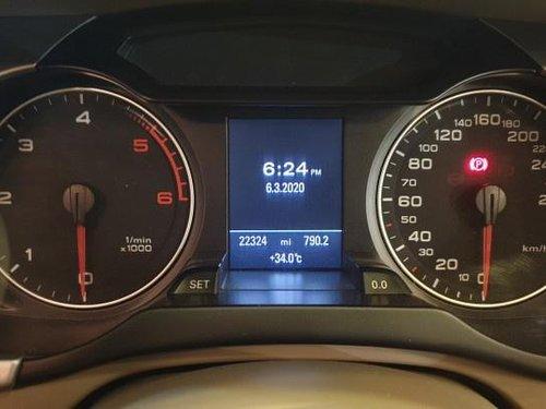 2011 Audi A4 2.0 TDI Multitronic AT in Bangalore