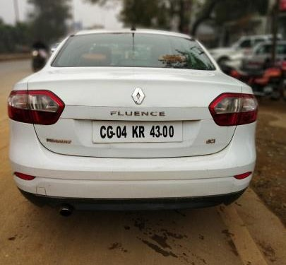 Used 2013 Renault Fluence Diesel E4 MT for sale in Raipur