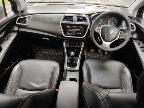Used 2015 Maruti Suzuki S Cross MT for sale in Ludhiana