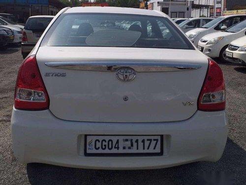 Used 2011 Toyota Etios VX MT for sale in Raipur