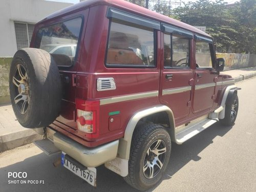 Mahindra Bolero SLX 2WD BSIII 2011 MT for sale in Bangalore-0