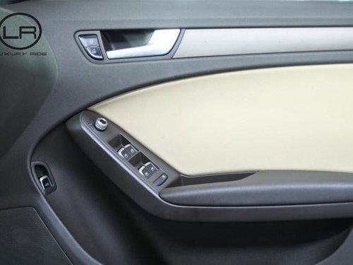 Used Audi A4 2.0 TDI 2012 AT in Dehradun