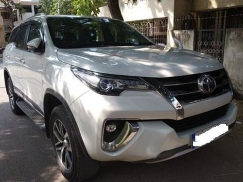2018 Toyota Fortuner 2.8 4WD MT for sale in Bangalore
