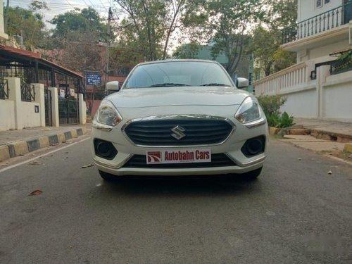 Used Maruti Suzuki Dzire AMT VXI 2017 AT in Bangalore