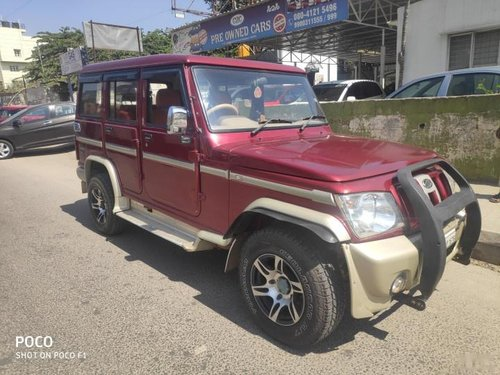 Mahindra Bolero SLX 2WD BSIII 2011 MT for sale in Bangalore
