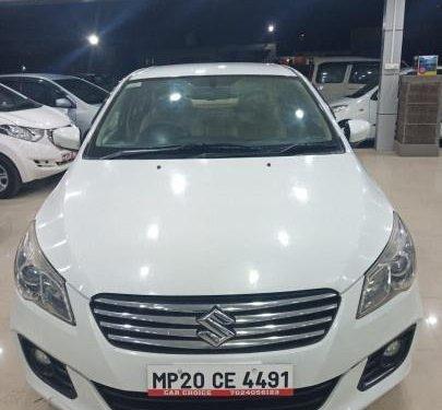 2014 Maruti Suzuki Ciaz MT for sale in Bhopal