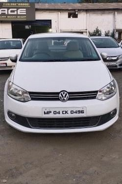 Volkswagen Vento Diesel Highline 2013 MT for sale in Bhopal