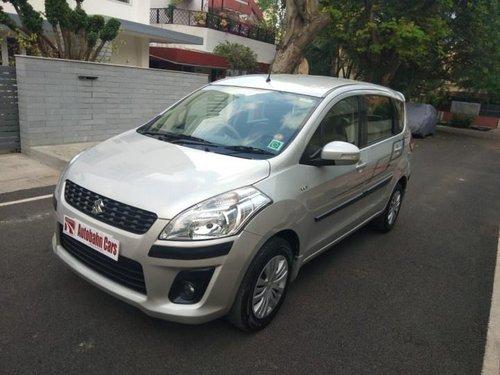 Maruti Suzuki Ertiga VXI 2014 MT in Bangalore