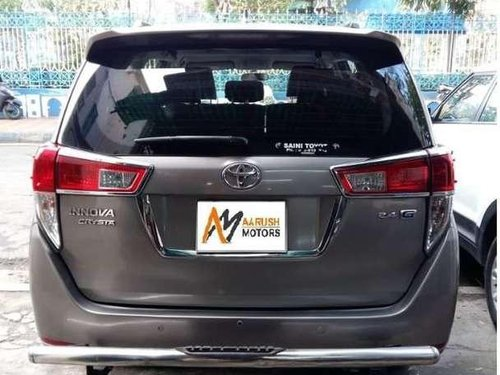 Used 2016 Innova Crysta  for sale in Kolkata