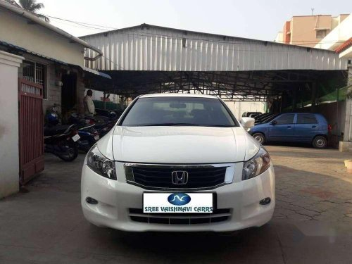 Used 2009 Honda Accord MT for sale in Coimbatore