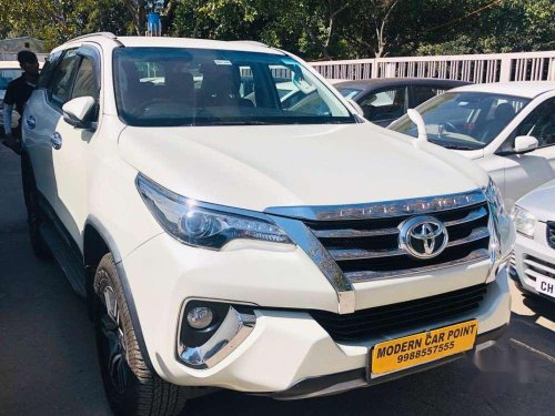 Toyota Fortuner 2.8 4X2 2017, Diesel AT for sale in Chandigarh