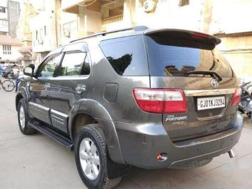 Used 2010 Fortuner  for sale in Ahmedabad